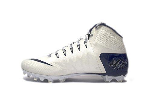 Nike Cj3 Flyweave Elite Td Bianco / Blu Marino