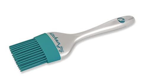 Silicone Basting Brush and Pastry Brush for Kitchen, BBQ, Grill, Baking and Cooking - Kitchen Grill Brush