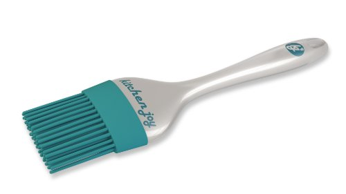 Silicone Basting Brush and Pastry Brush for Kitchen, BBQ, Grill, Baking and Cooking
