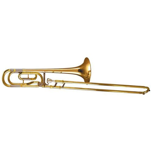 Yamaha YSL-448G Intermediate Trombone by Yamaha