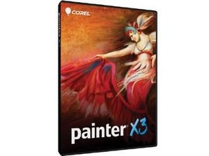 Price comparison product image Corel Corel Painter X3 Is Here. The Latest In Digital Art Software Includes New Brush