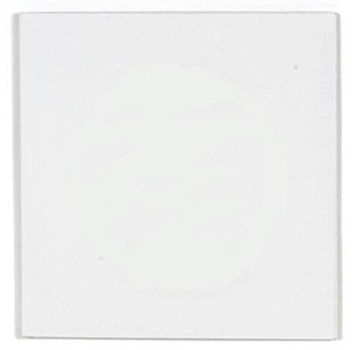 100-Pak White Paperboard CD Sleeves with No Window (no Flap)