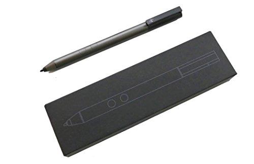 HP Stylus Active Pen for HP Spectre x360 13-AC023DX, X2 12-C012DX, 13-AC013DX, 13-AC033DX, 15-BL012DX, 15-BL112DX, HP ENVY 360 15M-BP012DX, + Best Notebook Stylus Pen Light (Dark Ash Silver) (Hp Spectre X360 13 Dark Ash Silver)