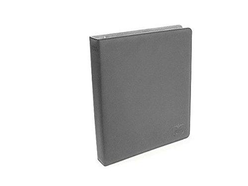 Ultimate Guard Slim 3R Binder Xenoskin Card Sleeves, Grey UGD010443
