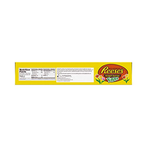 Reese's Easter Chocolate Candy Peanut Butter Egg, 1.2-Ounce Packages (Pack of 36) by Reese's (Image #6)
