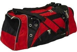 Other Lacrosse Personal Duffle Bag Red