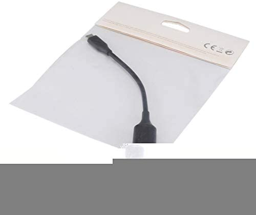 Color : Black Happyshopping USB Data Cable USB-C//Type-C 3.1 Male to USB 3.0 Female OTG Cable Black Length: 19cm,Simple and Practical