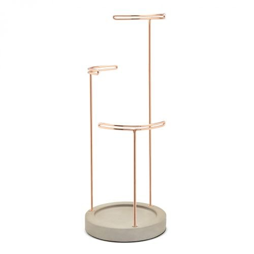 Umbra Tesora Jewelry Stand - Copper ()