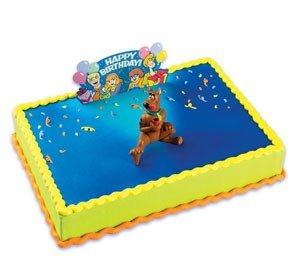 Amazon.com: Scooby Doo Flashlight Cake Kit/topper: Kitchen ...
