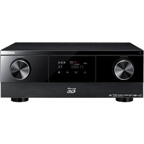 Samsung Av Receivers (Samsung HW-D7000 AV Receiver with built-in Blu-ray Disc Player (Black))