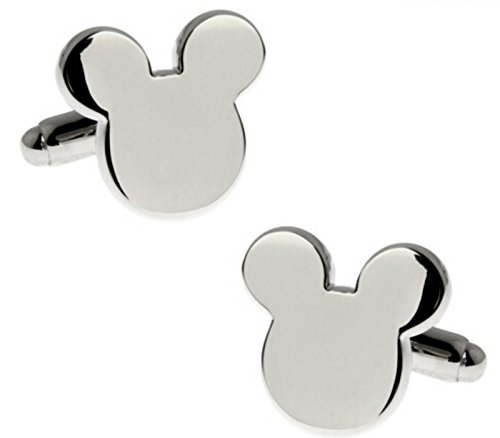 J&C Disney Mickey Mouse Cufflinks]()