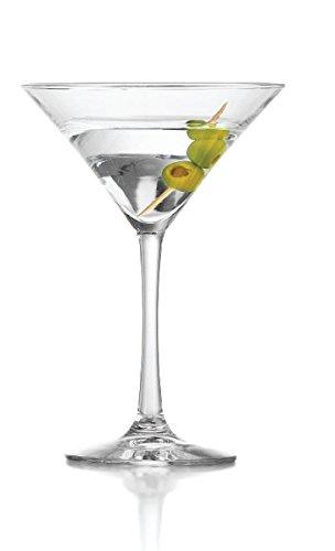(Libbey Glassware 7512 Vina Martini Glass, 8 oz. (Pack of 12))