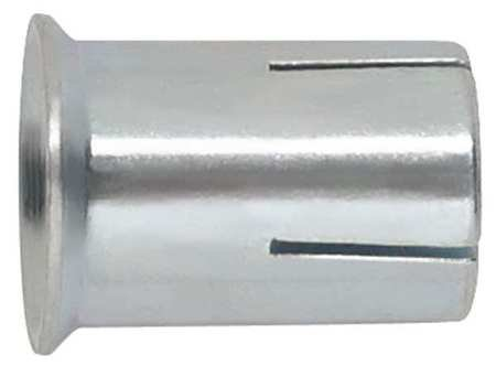 Expnsion Anchor, 1/4-20x5/8in, PK100