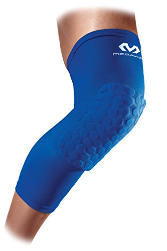mcdavid-sports-medicine-6446-hex-leg-sleeve-medium-royal-one-pair