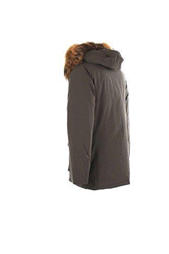 Parka Uomo Freedom Day Xl Militare Ifrm5000n-600 Fur Autunno Inverno 2016/17