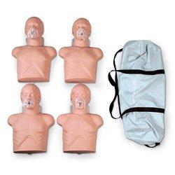 Economy Adult Sani-manikins - 4-pack