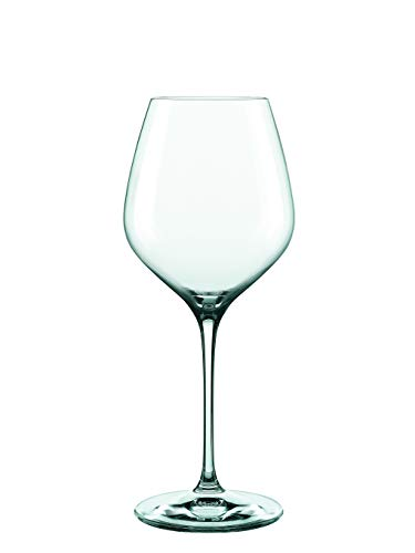 Nachtmann 92083 Supreme Red Wine Balloon Glass, Set of 4, Clear