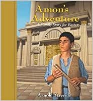 Book Amon's Adventure Original edition