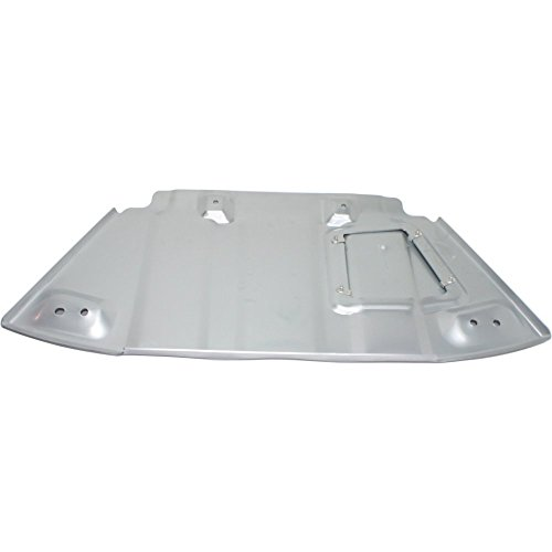 Evan-Fischer EVA201012715201 New Direct Fit Engine Splash Shield Plastic Skid plate Front for Ford F-150 - Ford Skid Plate