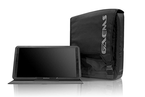 "GAEMS M155 15.5"" HD LED Performance Gaming Monitor Bundle with Backpack for PS4, XBOX ONE, and other Consoles (console not included)"