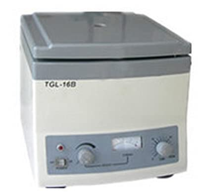 TGL-16B Microcomputer 16000rpm High Speed Electric Medical Lab Centrifuge Equipment 0.5ml x 12 or 1.5ml x 12