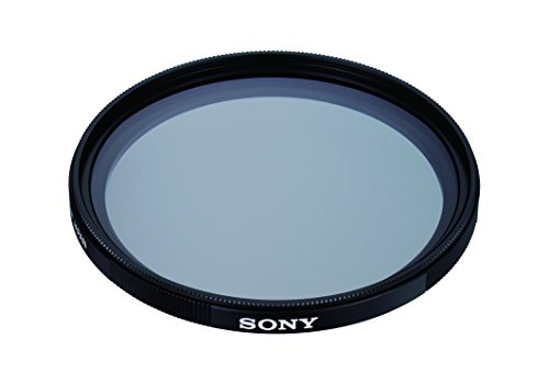 Sony VF82CPAM Circular PL Filter (Black)