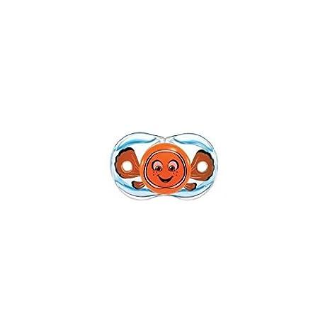 RazBaby - Chupete Mariposa (tetina de silicona), color rosa ...