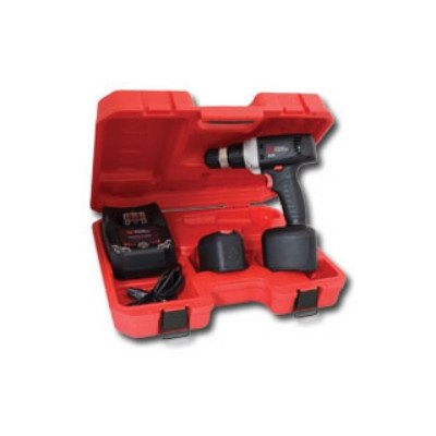 Chicago Pneumatic CP8335L 3/8-Inch Drive 12 Volt Cordless Drill Kit 3/8' Jacobs Chuck