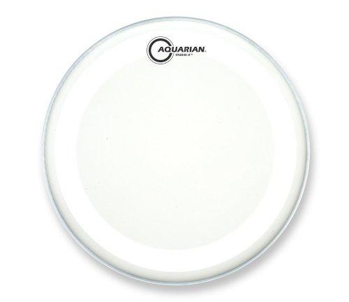 Floor Tom Head (Aquarian Drumheads TCSX16 Studio-X Coated 16-inch Tom Tom/Snare Drum Head)
