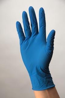 Cardinal Health - CIDN88RX05T : Esteem Nitrile Gloves with Neu-Thera