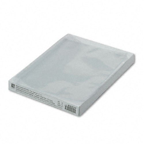 - Panoramic Fold-Out Poly Sheet Protector, Center Loading, Clear, 17 x 11, 25/BX, Sold as 1 Box