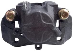 Brake Caliper Unloaded Cardone 19-B2946 Remanufactured Import Friction Ready