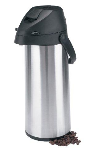 (Trudeau Alpha 1.9-Liter Stainless Steel Pump Pot, Satin Finish)