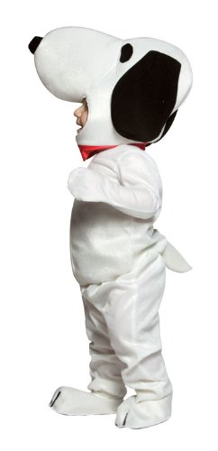 Snoopy Baby - Charlie Brown Halloween Costumes For Toddlers