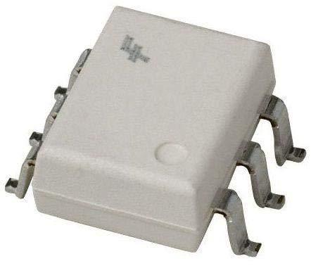 Transistor Output Optocouplers Hi Volt Phototrans, Pack of 100 (H11D1SM)