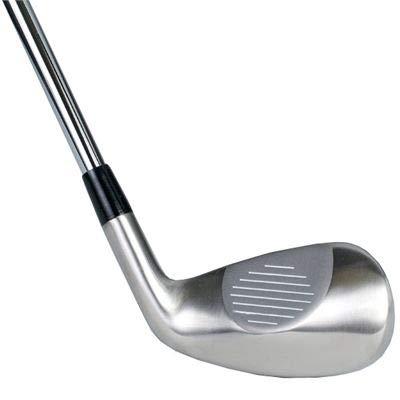 Tour Striker Men's Pro X 7 Iron Golf Club (Right Handed, Stiff, Steel Shaft) by Tour Striker Inc