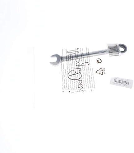 gazechimp スチールラチェットレンチ スパナ レンチ 固定ヘッドラチェ 首振ラチェット 多サイズ選べる 高品質 - 銀, 14mm