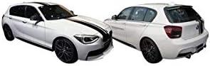 DM Autoteile Sto/ßstange vorne ohne PDC ohne SRA passt f/ür 1er F20 F21 mit M-Paket 11-15