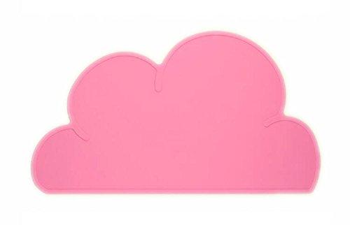 [Da.Wa Baby Place Mats Non Slip Heat Resistance Pink] (Wa Mat)