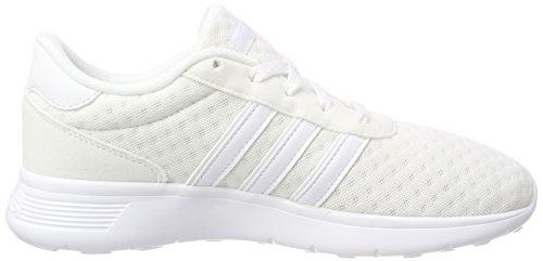 Erwachsene Weiß Unisex adidas Racer Lite 000 Ftwbla Sneaker 5PnCq