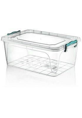 20 L 13 L 10 L transparente cocina despensa contenedor de ...