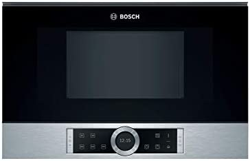 Bosch BFR634GS1 forno a microonde Incasso 21 L 900 W Acciaio inossidabile