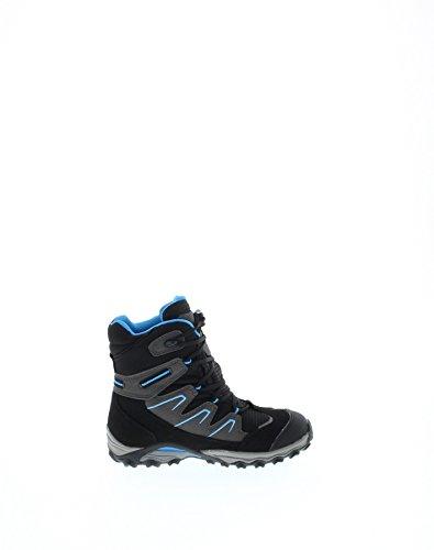 Meindl Winter Storm Junior GTX schwarz/hellblau