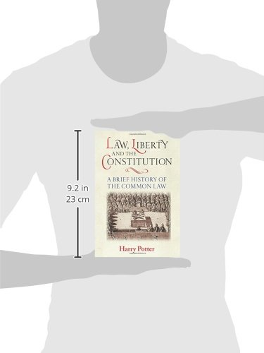 Law, Liberty and the Constitution: A Brief History of the ...