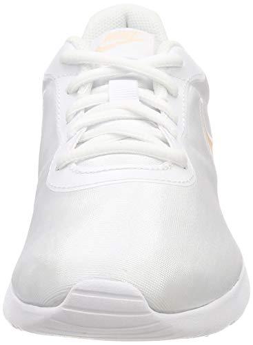 Tanjun Ice Se 103 Mujer Zapatillas Nike Wmns Blanco Para guava white Gimnasia De 57EwPE