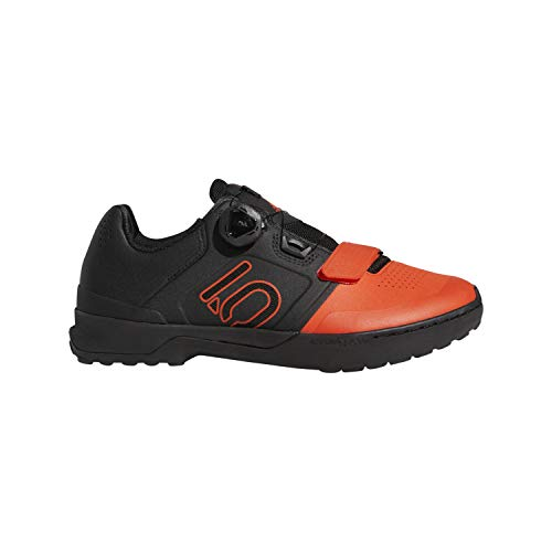 (Five Ten Kestrel Pro Boa Mens Mountain Bike Shoes, Active Orange/Black/Black, 11.5 )