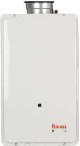 Rinnai V65IP 6.6 GPM Indoor Low NOx Tankless Propane Water Heater - Propane Water Heater