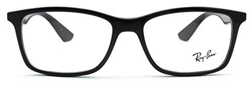 Ray-Ban RX7047 Rectangle Unisex Eyeglasses