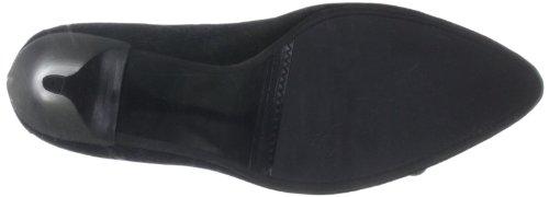 Peter Kaiser SIZILIA 63605-603 - Zapatos clásicos de ante para mujer Negro