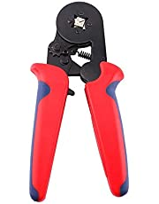 Anself Self-adjustable Crimping Pliers HSC8 6-4 Terminals Crimping Tool Multi Hand Tool
